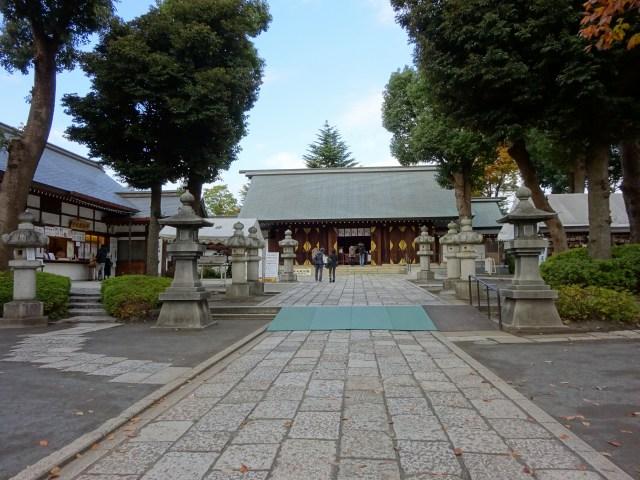 松陰神社18