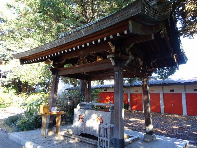 自由が丘熊野神社11