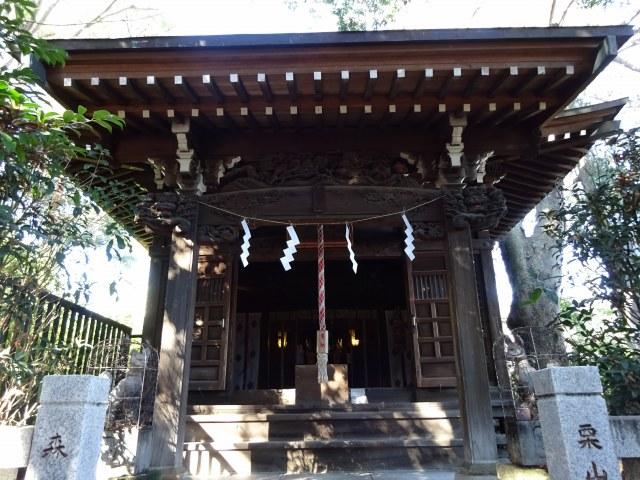 自由が丘熊野神社8
