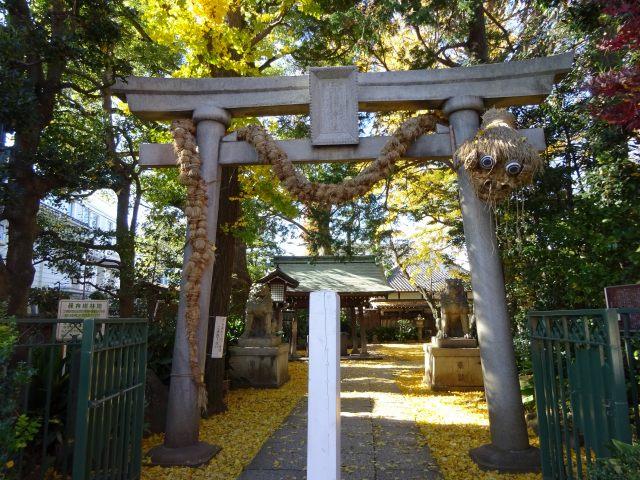 奥沢神社2