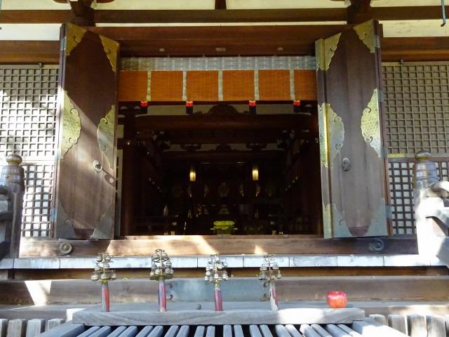 奥沢神社6