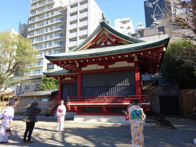 浅草神社5