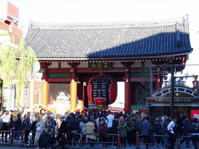 2016浅草寺歳の市1