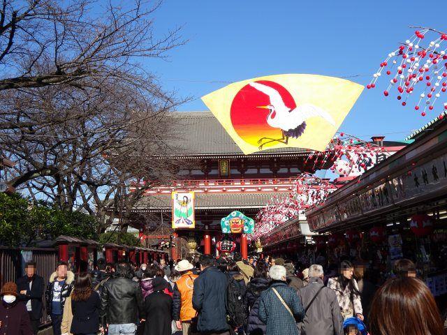 2016浅草寺歳の市8