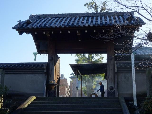 泉岳寺10