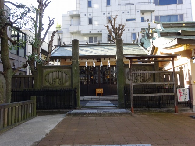 高輪神社13
