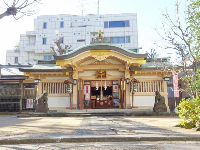 高輪神社3