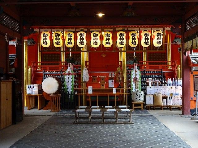 伊佐爾波神社15