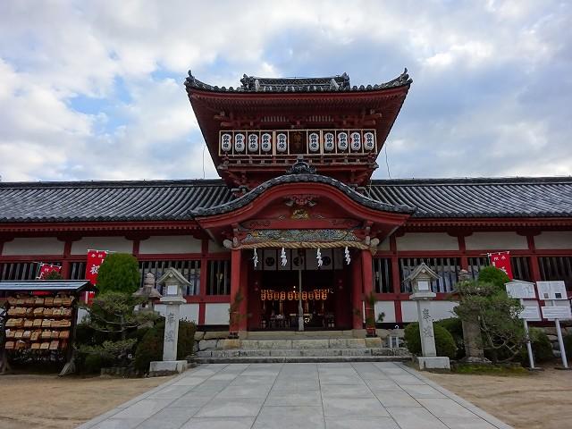 伊佐爾波神社17
