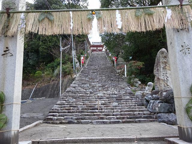 伊佐爾波神社4