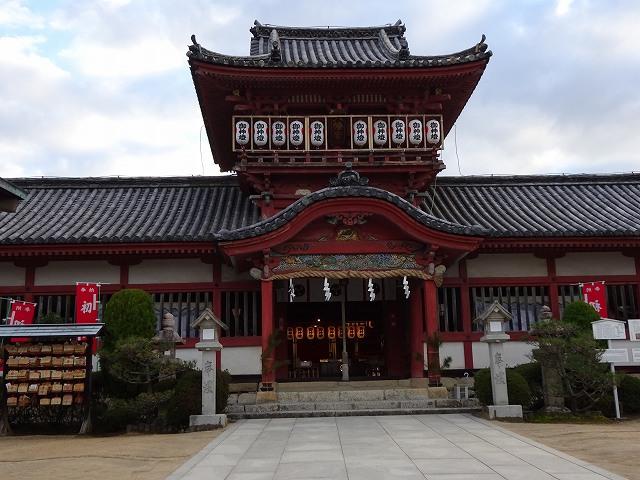 伊佐爾波神社7