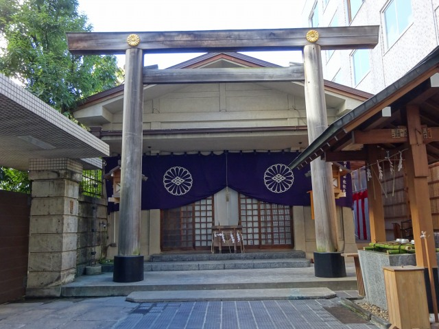小石川大神宮6