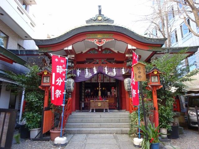 三崎稲荷神社5