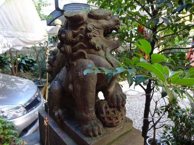 三崎稲荷神社8