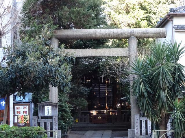 櫻木神社1