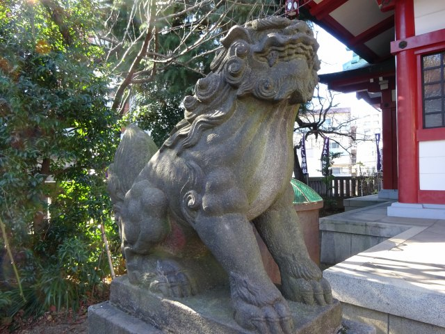 筑土八幡神社12