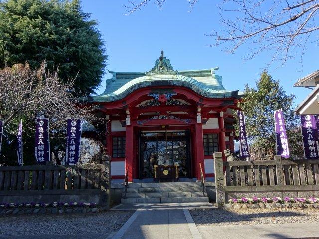 筑土八幡神社9