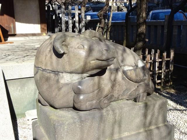 牛天神北野神社10