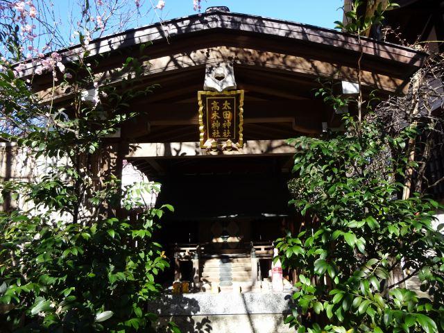 牛天神北野神社14