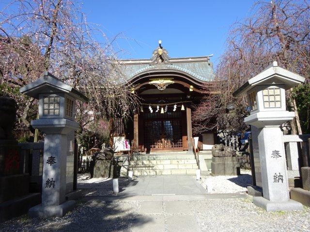 牛天神北野神社9