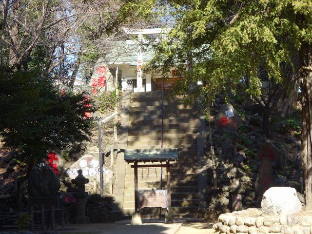 駒込富士神社13