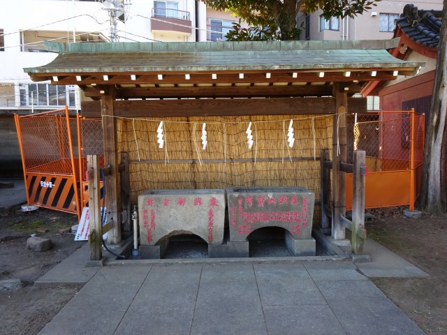 駒込富士神社2