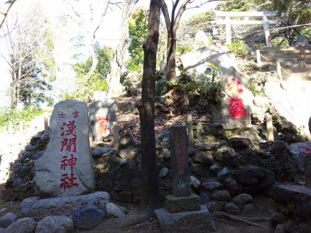 駒込富士神社5