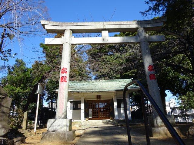 駒込富士神社6