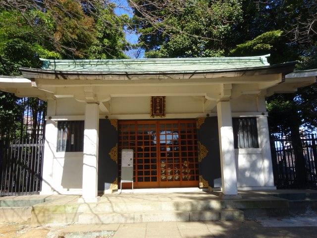 駒込富士神社7