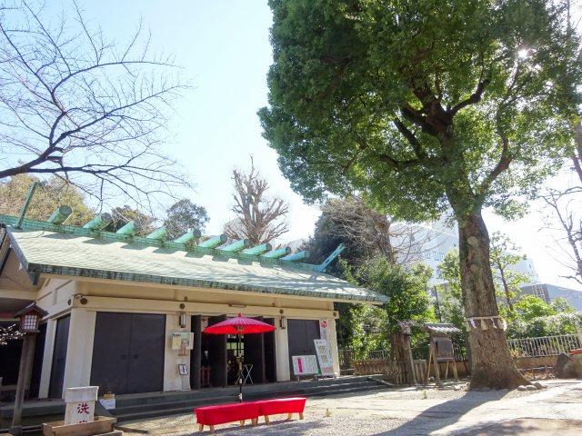 駒込天祖神社10