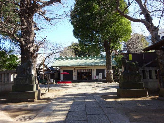 駒込天祖神社6