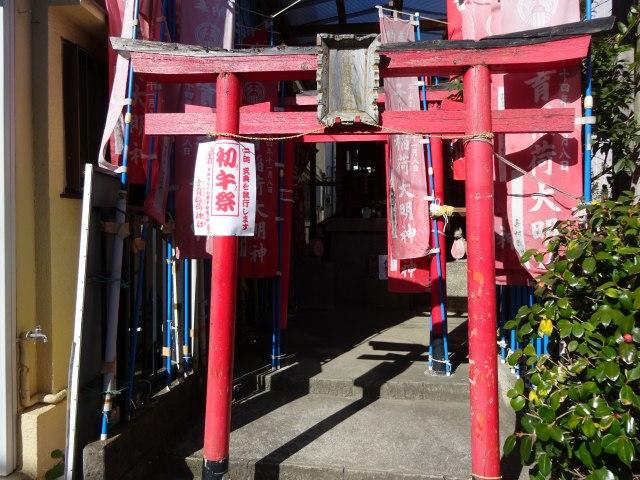 巣鴨大鳥神社3