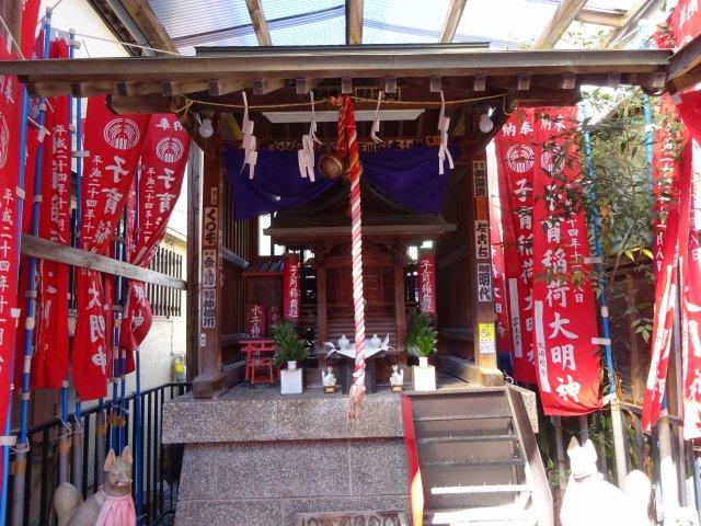 巣鴨大鳥神社4