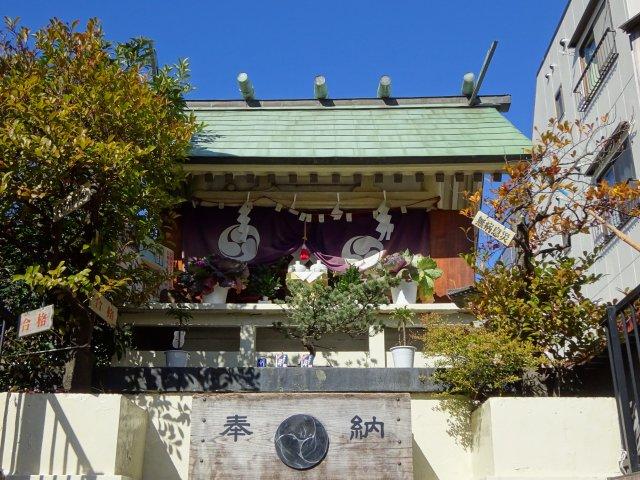 巣鴨大鳥神社6