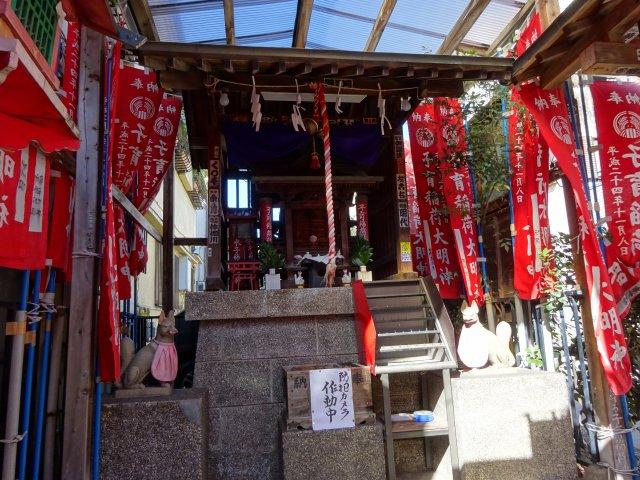 巣鴨大鳥神社9