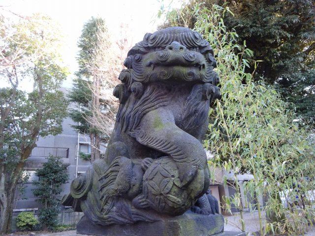 上神明天祖神社14