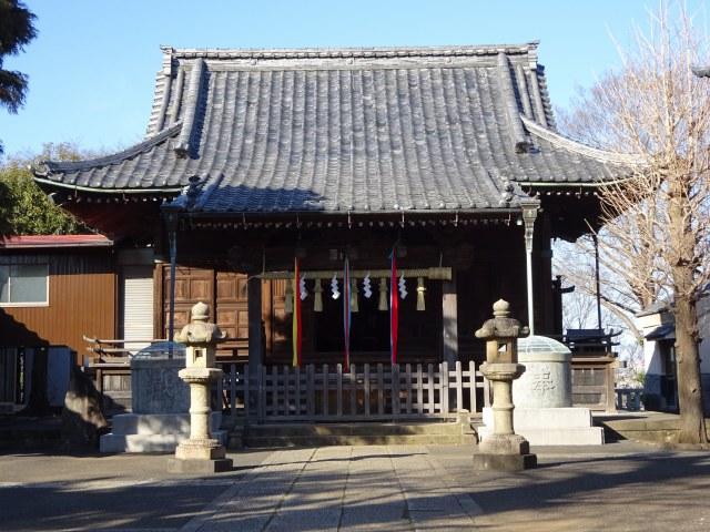 赤塚諏訪神社11