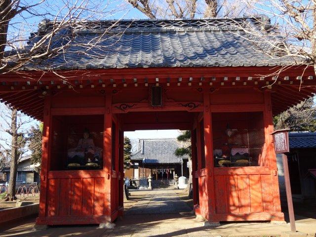 赤塚諏訪神社3