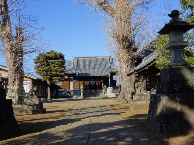 赤塚諏訪神社6