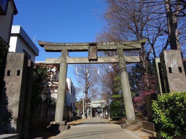 徳丸北野神社12
