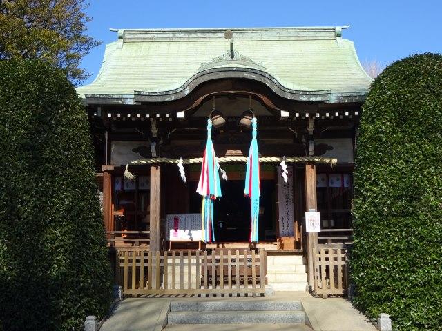 徳丸北野神社2