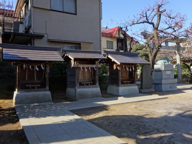 徳丸北野神社3