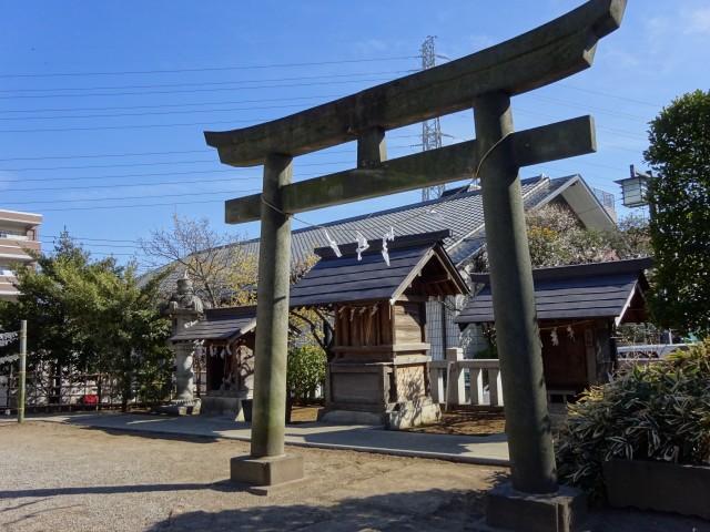 徳丸北野神社4