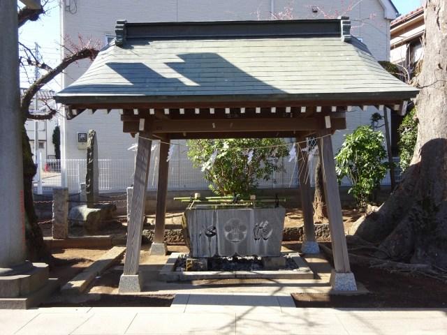 徳丸北野神社6