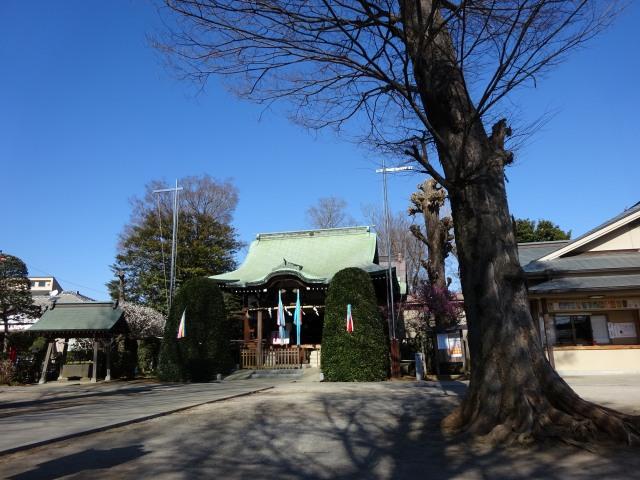 徳丸北野神社7