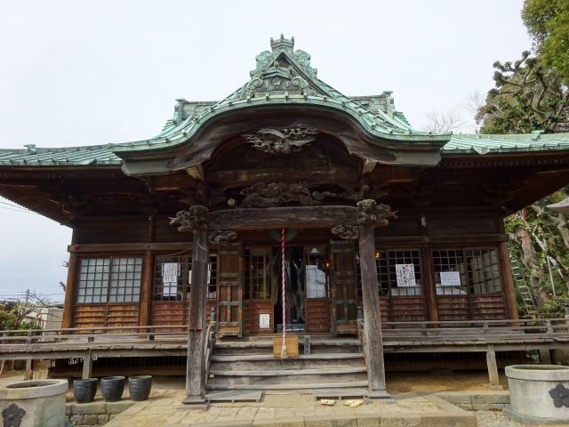 法華経寺10