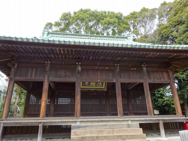 法華経寺9