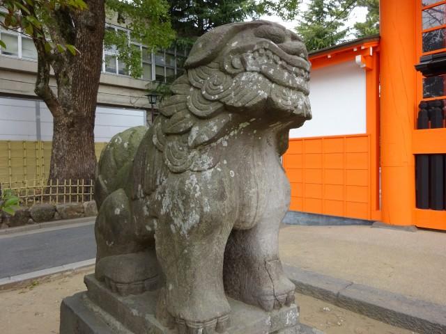 葛飾八幡宮2