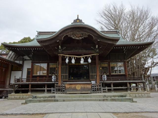 葛飾八幡宮7