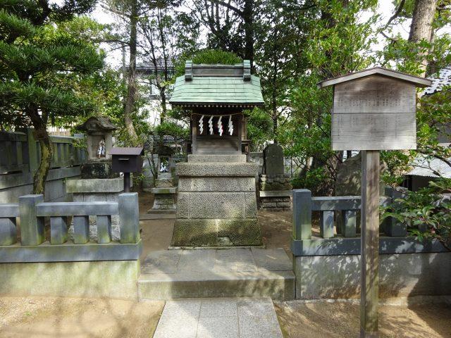 白幡天神社1